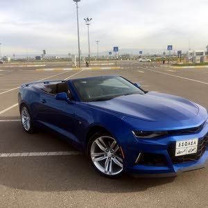 Available for sale!  km mileage Chevrolet Camaro 2016