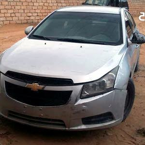 Chevrolet Cruze 2011 - Manual