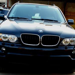 BMW X5 موديل 2005 -2006 جديد كررت