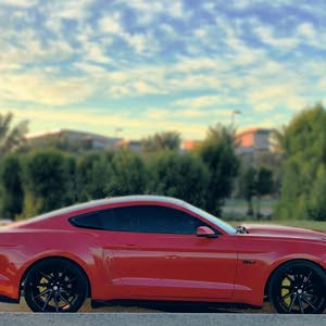 For sale 2015 Red Mustang