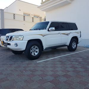 Nissan Patrol 2008 For sale - White color