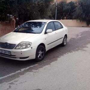 Used Corolla 2004 for sale