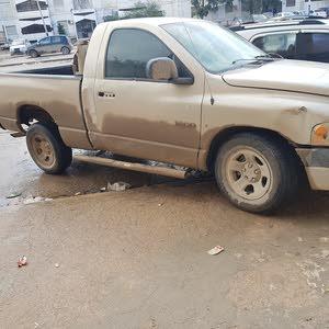 Gasoline Fuel/Power   Dodge Ram 2004