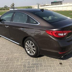 Hyundai sunata model 2016