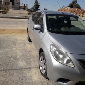 Nissan Sunny 2013 For sale - Grey color