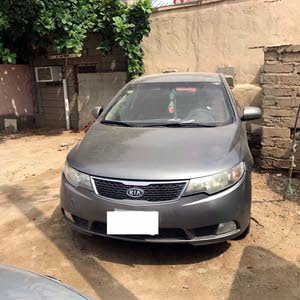 Kia Cerato car for sale 2012 in Jazan city