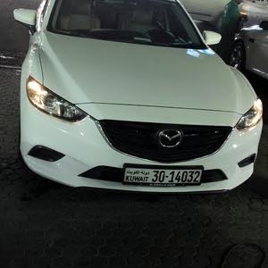 A well maintained Mazda 6 for sale