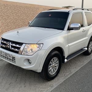 Mitsubishi Pajero coupe 2014 3.5 engine