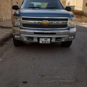Chevrolet Silverado 2012 - Used