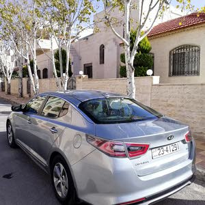 Automatic Kia 2016 for sale - Used - Amman city