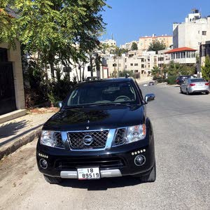 Automatic Nissan 2012 for sale - Used - Amman city