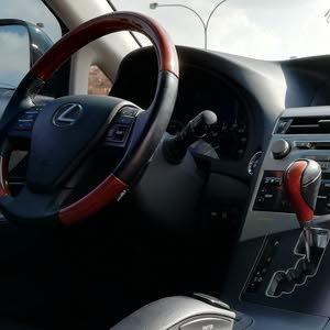 Lexus RX 2010 For sale - Black color