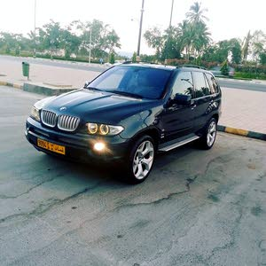 Gasoline Fuel/Power   BMW X5 2006