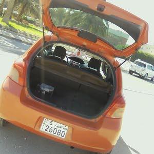 Orange Toyota Yaris 2006 for sale