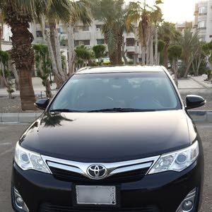 Toyota Camry Black GLX 2015