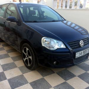 Volkswagen Polo car for sale 2009 in Amman city