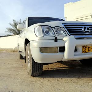 Used condition Lexus LX 1998 with 10,000 - 19,999 km mileage