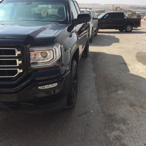 For sale 2017 Black Sierra