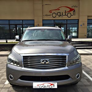 For sale 2011 Grey QX56