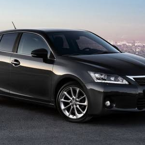 Hybrid Fuel/Power   Lexus CT 2012