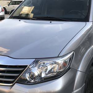 Toyota Fortuner 2015 For sale - Silver color