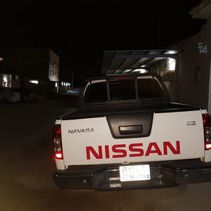 White Nissan Navara 2015 for sale