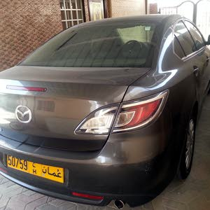 Mazda 6 car for sale 2011 in Muscat city