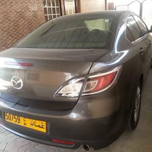 مازدا 6 موديل 2011 للبيع فقط