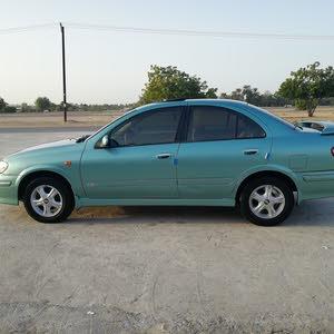 Manual Nissan 2002 for sale - Used - Saham city
