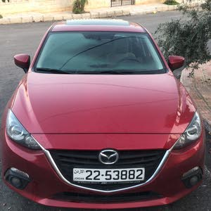 Mazda 3 car for sale 2017 in Amman city