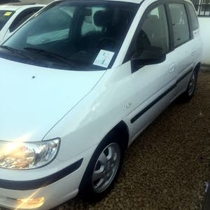 Hyundai Matrix 2005 For sale - White color