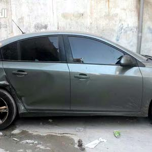 Manual Chevrolet Cruze for sale