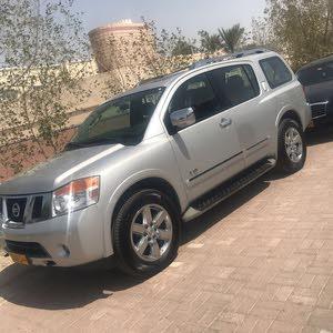 Grey Nissan Armada 2012 for sale