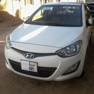 2013 New i20 with Automatic transmission is available for sale