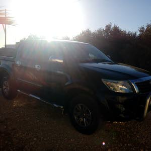 Toyota Hilux 2012 for sale in Mafraq