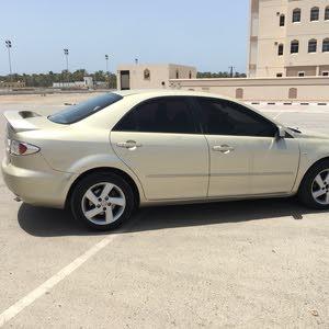 Mazda 6 2005 For sale - Gold color