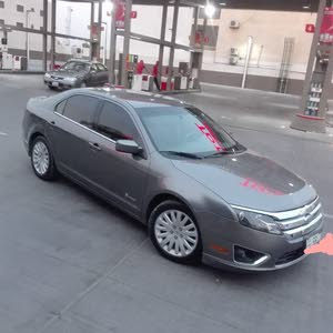 Grey Ford Fusion 2010 for sale