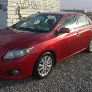 Used 2010 Corolla for sale