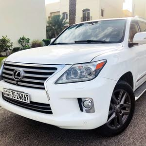 2013 Lexus LX for sale at best price