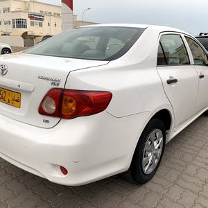 Toyota Corolla 2008 Oman car 1600 cc
