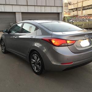 Automatic Hyundai 2016 for sale - Used - Jeddah city
