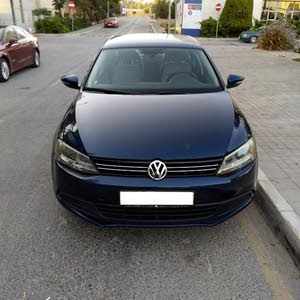 Used condition Volkswagen Jetta 2014 with 50,000 - 59,999 km mileage