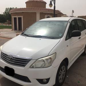 150,000 - 159,999 km Toyota Innova 2013 for sale
