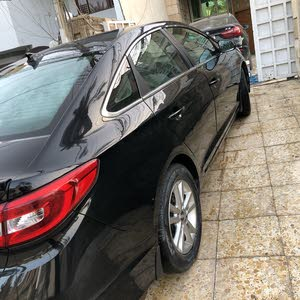 Gasoline Fuel/Power   Hyundai Sonata 2016