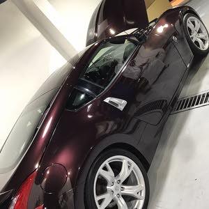 Maroon Nissan 370Z 2012 for sale