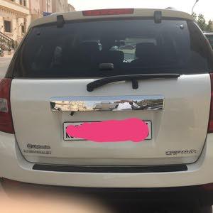Chevrolet Captiva 2012 For sale - White color