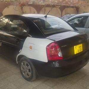 Black Hyundai Accent 2009 for sale