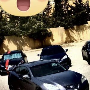 For sale Hyundai Genesis car in Amman