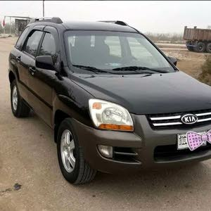 2008 Used Sportage with Automatic transmission is available for sale