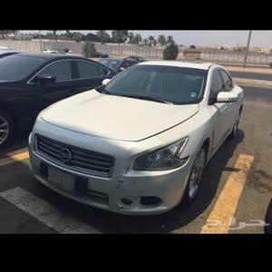 Nissan Maxima car for sale 2014 in Jeddah city